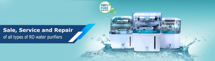Doorstep RO Water Purifier Service Centre In Lake Town